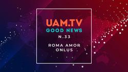 Good News - N.33 - Roma Amor Onlus