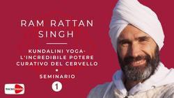 Kundalini Yoga - L'incredibile potere curativo del cervello - Seminario 1