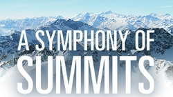 A symphony of summits - The Alps from above
