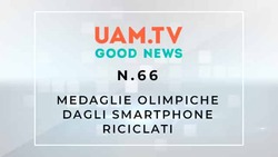 Good News - N.66 - Medaglie olimpiche dagli smartphone riciclati