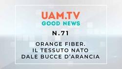 Good News - N.71 - Orange Fiber - Il tessuto nato dalle bucce d'arancia