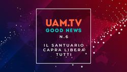 Good News - N.6 - Il santuario Capra Libera Tutti