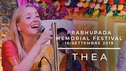 Thea - Prabhupada Memorial Festival - Ujjain
